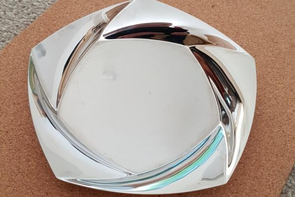 Georg Jensen Stainless Steel Ashtray or Pin Dish - £32.00